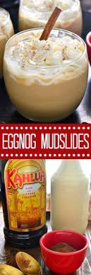 eggnog mudslide recipe classic cocktails celebrations and