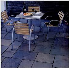 How To Build A Stone Patio by How To Install A Flagstone Patio