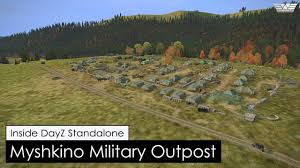 Dayztv Map Myshkino Military Outpost Dayz Tv