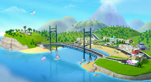 Where Is Mount Everest On A World Map by Adventure Bay Paw Patrol Wiki Fandom Powered By Wikia