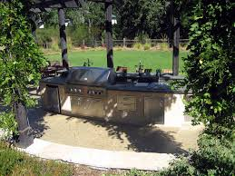Outdoor Kitchen Cabinets And More Outdoor Kitchen Gallery Outdoor Kitchens In Sonoma County