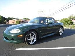 sold 2001 mazda miata mx 5 se 76k miles 6 speed meticulous motors
