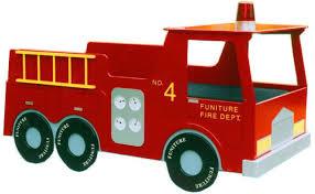 25 p4w1002 fire truck bed woodworking plan woodworkersworkshop