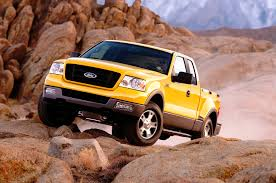 Ford F150 Truck Height - 2004 truck of the year winner 2004 ford f 150 motor trend