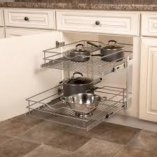 kitchen cabinet organizers kitchen storage organization the 20 625 in w x 21 75 in d x 16 25 in h