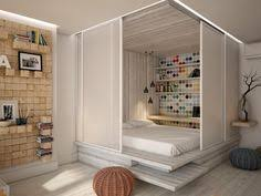 Good Interior Designing For A  Sqm Apartment Small Apartment - Designing studio apartments