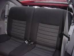 fox mustang seats sn 95 rear seats in a fox filling in the gaps ford mustang