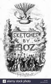 sketches by boz title page by george cruikshank to the first stock