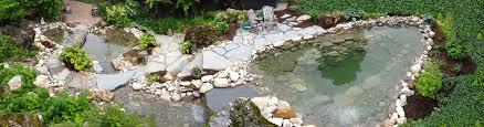 swim pond vermont landscaping design installation u0026 maintenance