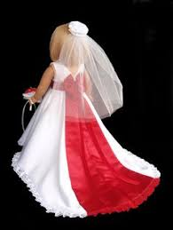 flower girl doll gift wedding dress prefer prom birthday communion flower girl my
