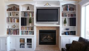 tv beautiful tv stands with bookcases turning a bedroom closet