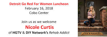 The Red Flag Campaign 2017 2018 Detroit Mi Go Red Luncheon