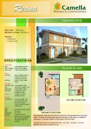 camella lessandra bacoor camella house option