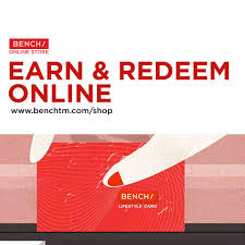good news you can now earn and redeem bench lifestyle