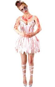 Scary Halloween Costumes 9 Olds Zombie Tutu Costume Blooms Zombie Tutu Costume