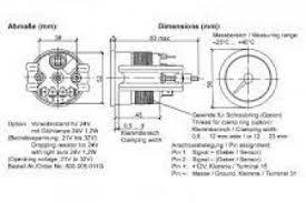 vdo oil pressure gauge wiring diagram efcaviation com on vdo oil