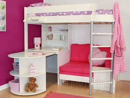 Children S Sleeper Sofa Beautiful High Sleeper Bed With Desk And Sofa Bed 65 About Remodel
