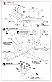 japanese air force one boeing 777 300er plastic model images list