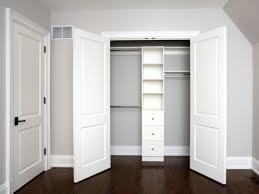 Closet Door Opening Bedroom Closet Door Options Closet Doors