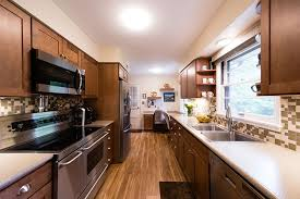 how much is a galley kitchen remodel northwestern west lafayette galley kitchen remodel