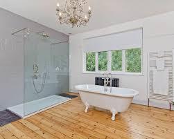 Modern Ensuite Bathroom Houzz - Modern ensuite bathroom designs