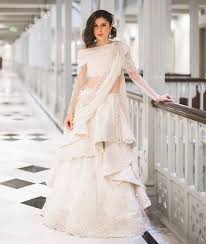 wedding dress indo sub youtuber sherry shroff just wore the prettiest indo western