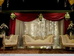 simple wedding stage decoration ideas decorating of party