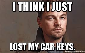 Lost Keys Meme - top informations about lost my car keys best selected pictures