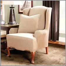 Pottery Barn Recliners Wingback Chair Slipcovers Amazon Pottery Barn Recliner Wing Canada