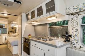 midcentury modern airstream trailer william c johnson hgtv