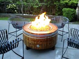 Outdoor Propane Firepit Top Pits Best Outdoor Propane Pit Ideas Top