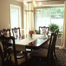 chippendale dining set traditional dining room