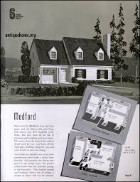 sears medford 1939 13720a 13720b historic house plans