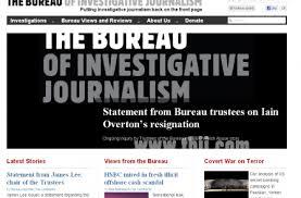 location bureau journ mps call on backers to cut bureau of investigative journalism