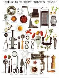 vocabulaire de la cuisine j adore le français nourriture