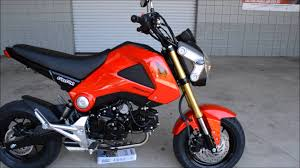 honda motorcycles 2014 honda grom for sale exhaust more tn ga al motorcycle