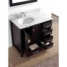 Build Your Own Bathroom Vanity Cabinet - vintage style