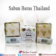 Sabun Thailand sabun beras thailand creamcr