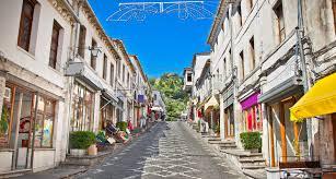 Ottoman Cities Shkendija Travel And Tours The Ottoman City Of Gjirokastra