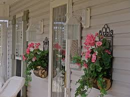 Spring Decorating Ideas Spring On The Porch Http Picketsplace Blogspot Com Porches