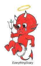 baby devil tattoo pictures