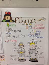 pilgrim anchor chart grade friends pilgrims