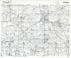 Thornville Ohio Map by 1974 Perry County Ohio Plat Maps