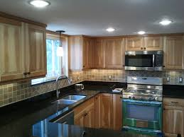 Recessed Lighting In Kitchens Ideas Great Galley Kitchen Recessed Lighting Layout 9253