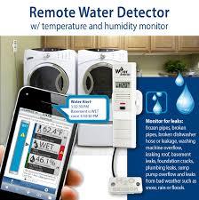 superior pump 92130 wifi remote water detector with temperature