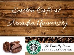 starbucks thanksgiving schedule parkhurst dining services arcadia university