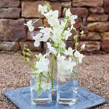 orchid centerpiece dendrobium orchid centerpieces trio