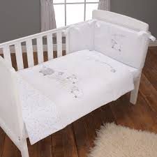 Lamb Nursery Bedding Sets by Buy Silver Cloud 3pc Bedding Bale Counting Sheep Preciouslittleone