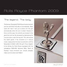 rolls royce phantom guide
