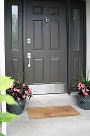 Modern Door Knockers A Front Porch Facelift Withheart